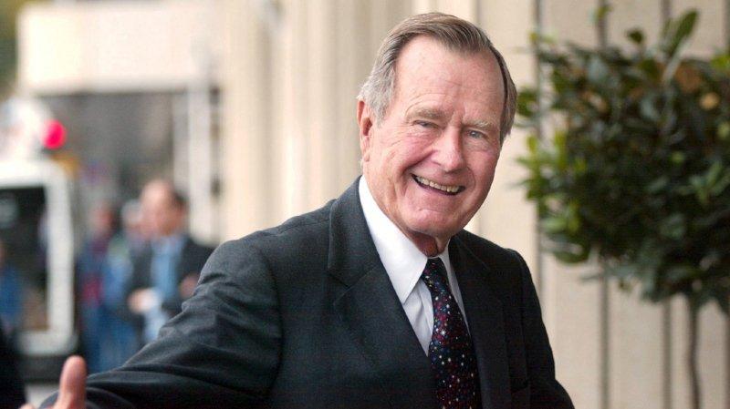 L'ancien président des Etats-Unis George H.W. Bush est décédé à l'âge de 94 ans