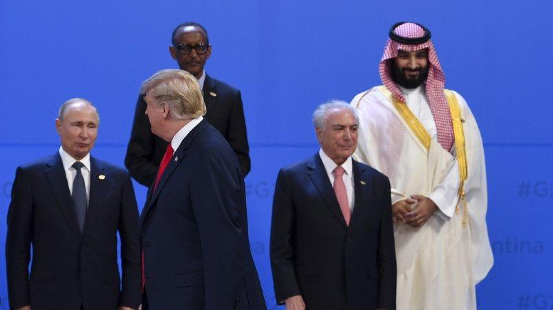 G20: Trump fait monter la tension en annulant son face à face avec Xi Jinping