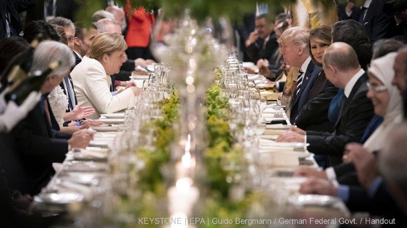 G20: les Etats membres se sont entendus sur le communiqué final