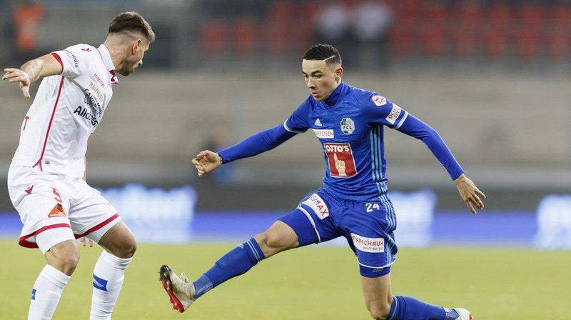 Super League: le FC Sion enchaîne un troisième succès consécutif