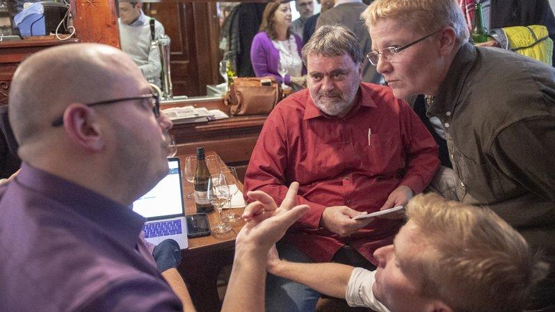 Constituante: Barbara Lanthemann remplace Gaël Bourgeois au Grand Conseil