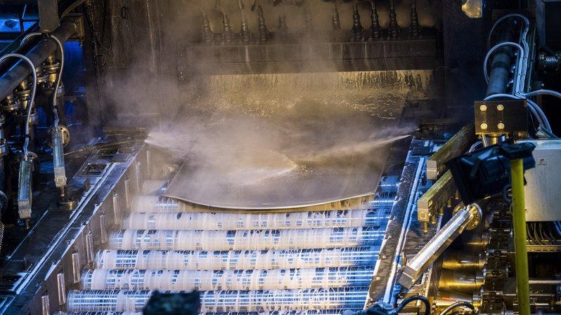 Sierre: Novelis investit 8,5 millions pour moderniser ses infrastructures