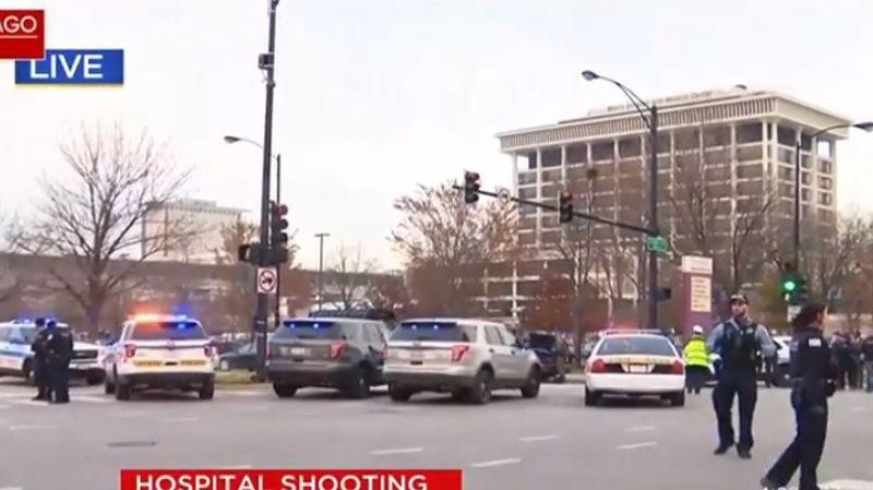 Fusillade dans un hôpital à Chicago: plusieurs blessés