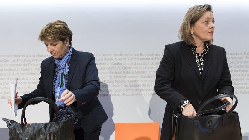 Baromètre fédéral: la fraîche Heidi Z'Graggen vient concurrencer la compétente Viola Amherd
