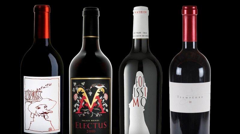 Luxe: les vins valaisans haut de gamme cherchent encore leur place