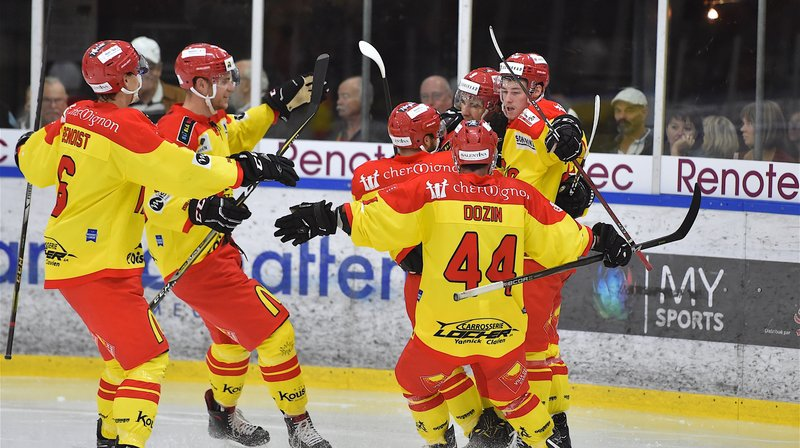 Les joueurs du HC Sierre peuvent exulter, leur club bénéficiera d'une nouvelle patinoire en 2024.