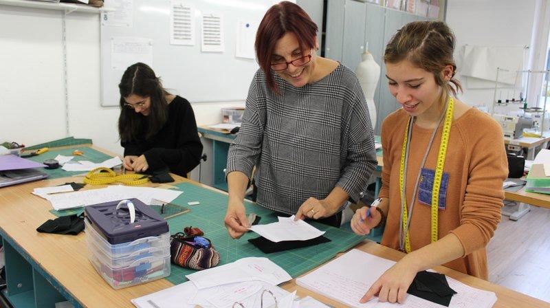 Sierre: l'École de couture du Valais ouvre ses portes aux jeunes