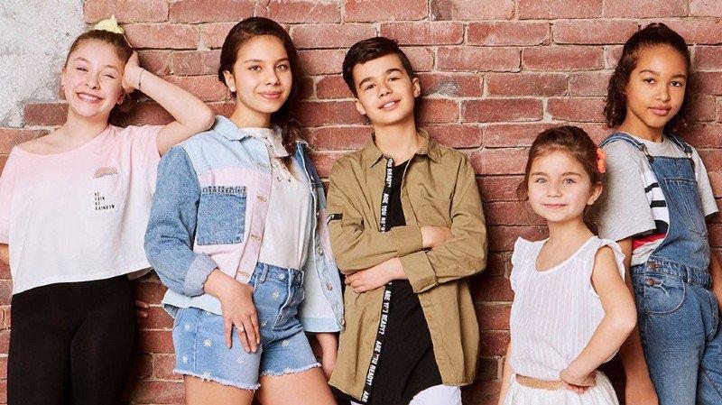 Kids United Nouvelle Génération à Sion sous les étoiles