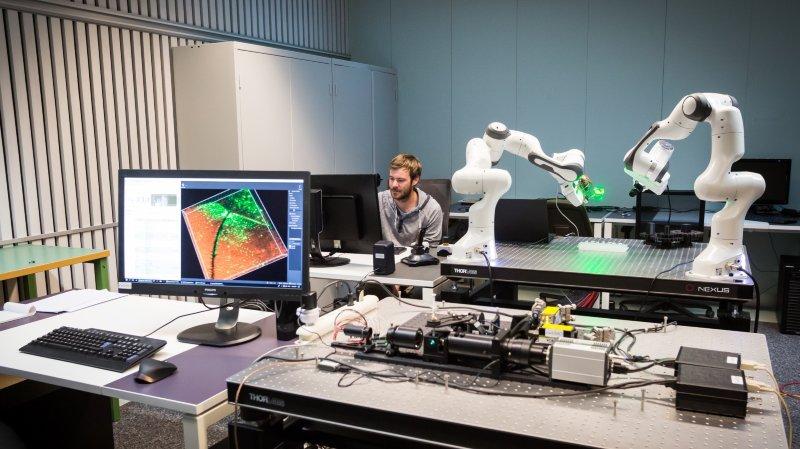 Avec l'Idiap et Unidistance, un nouveau master en Intelligence Artificielle voit le jour en Valais