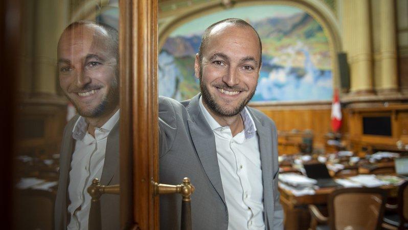 Homophobie: un référendum est lancé contre la loi de Mathias Reynard