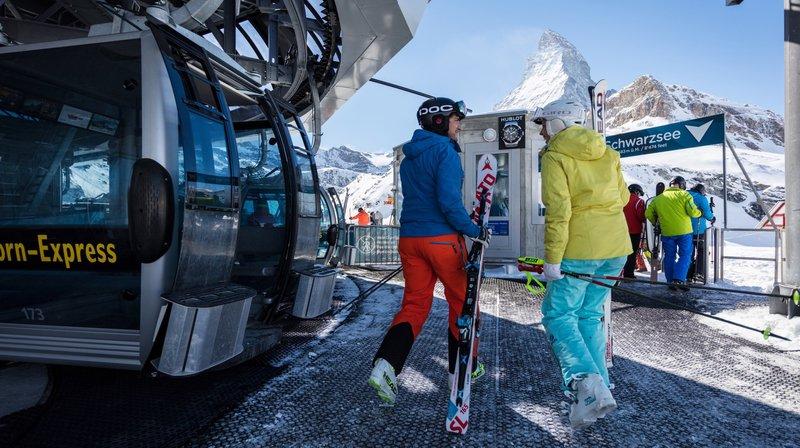 """Magazine """"Votre hiver"""": Les stations valaisannes au top!"""