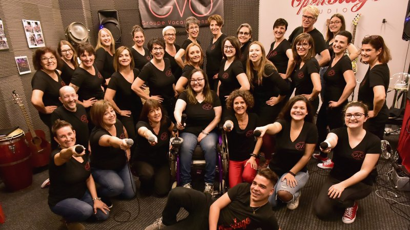 Le GVO n'a pas franchi l'écueil de la demi-finale de Chorus.