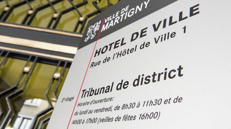 Le Tribunal de district de Martigny a rendu son verdict ce mardi après-midi.