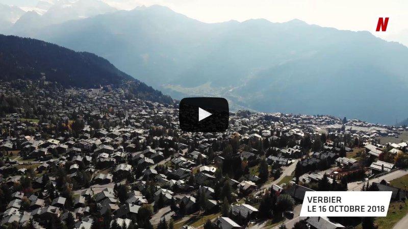 Constructions illicites à Verbier: le contexte résumé en vidéo