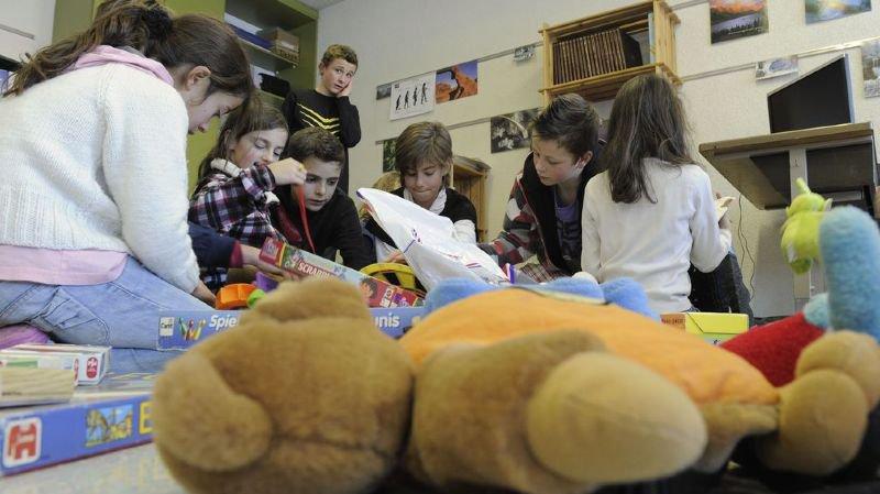 Les jouets seront récoltés avant d'être acheminés au centre d'emballage le samedi 24 novembre à Sion.