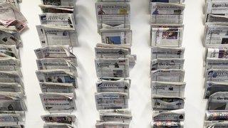 Revue de presse: la double élection au Conseil fédéral et l'affaire Maudet au menu de ce dimanche