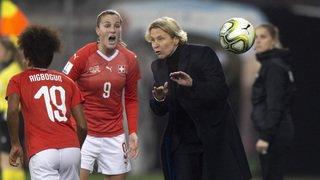Football: malgré un match nul contre les Pays-Bas, l'équipe de Suisse féminine n'ira pas au Mondial 2019