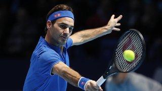 Tennis - Masters de Londres: Federer s'impose face à Thiem
