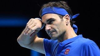 """Tennis - Masters de Londres: """"Parfois, on a besoin d'une pause"""", confie Roger Federer"""