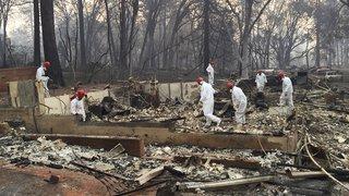 """Californie: le bilan de l'incendie """"Camp Fire"""" s'est alourdi à 71 morts"""