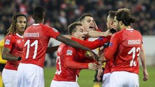 Football – Ligue des Nations : la Suisse s'impose face à la Belgique et se qualifie pour la phase finale!
