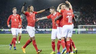 Football – Ligue des nations: la Suisse touche une prime de 7.9 millions de francs après sa qualification