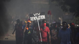 Haïti: la colère de la jeunesse haïtienne face à la corruption