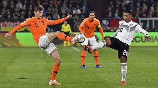 Football – Ligue des Nations: les Pays-Bas rejoignent la Suisse, l'Angleterre et le Portugal en phase finale