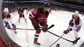 NHL: Nico Hischier signe un retour gagnant avec un but inscrit contre Montréal