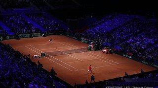 Tennis - finale de la Coupe Davis: la France est menée 1-0 par la Croatie