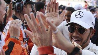 Formule1: Hamilton remporte le GP d'Abou Dhabi