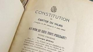 Valais: un candidat décédé peut être élu à la constituante