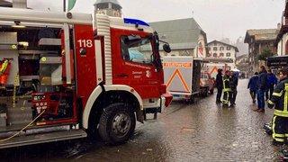 Explosion dans un hôtel à Zermatt: le pronostic vital des six blessés n'est pas engagé