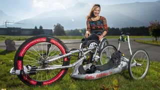 Silke Pan: le sport pour repousser les limites de son handicap