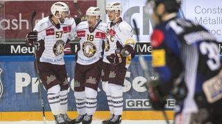 Hockey sur glace: les tops et flops des Valaisans cette semaine