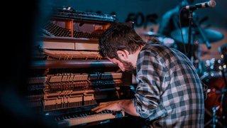 Festival #36H: Faraj Souleiman, des touches d'orient à la Ferme-Asile de Sion