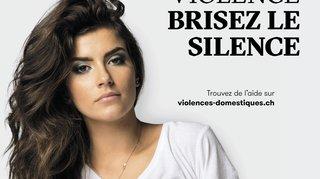 Violences conjugales: le Valais lance sa première campagne de prévention