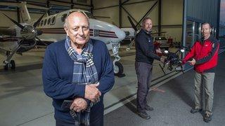 Sion: Air-Glaciers veut miser sur les drones