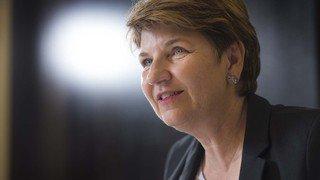 Les femmes PLR valaisannes soutiennent Keller-Sutter et Amherd pour le Conseil fédéral