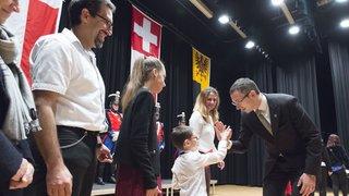 Le Valais compte 916 nouveaux citoyens