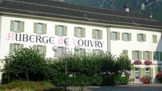 Les nouveaux gérants de l'Auberge de Vouvry ouvriront le 1er mars