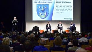Fusion Bagnes-Vollèges: le débat a enfin pris