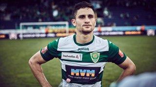 Saleh Chihadeh: des ambitions de Super League