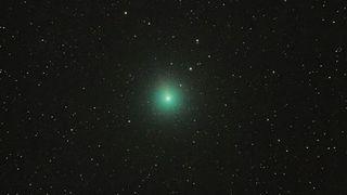 La comète 46P/Wirtanen visible à l'œil nu en ce mois de décembre