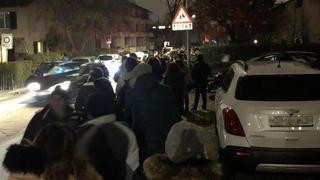 Zurich: 500 personnes visitent un appartement à louer