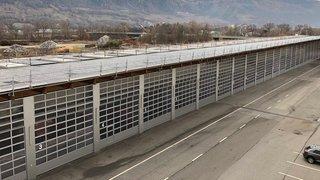 Sierre: de l'énergie solaire pour 150 ménages