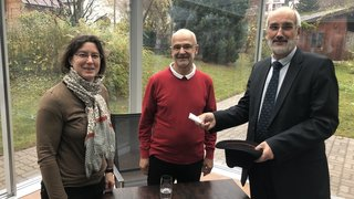 Constituante: à Saint-Maurice, le sort a désigné Sabine Fournier