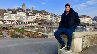 Football: Michel Morganella à Rapperswil-Jona pour retrouver la forme