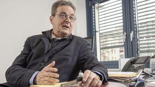 Jean-René Fournier, nouveau président du Conseil des Etats: «Je me suis toujours senti bien dans ma peau et mon époque»