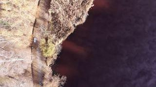 Lac rouge à Montorge: le coupable est connu